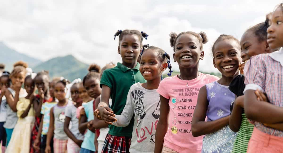 Happy-Children-In-Haiti