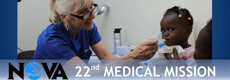 NOVA's 22nd Medical Mission to Haiti