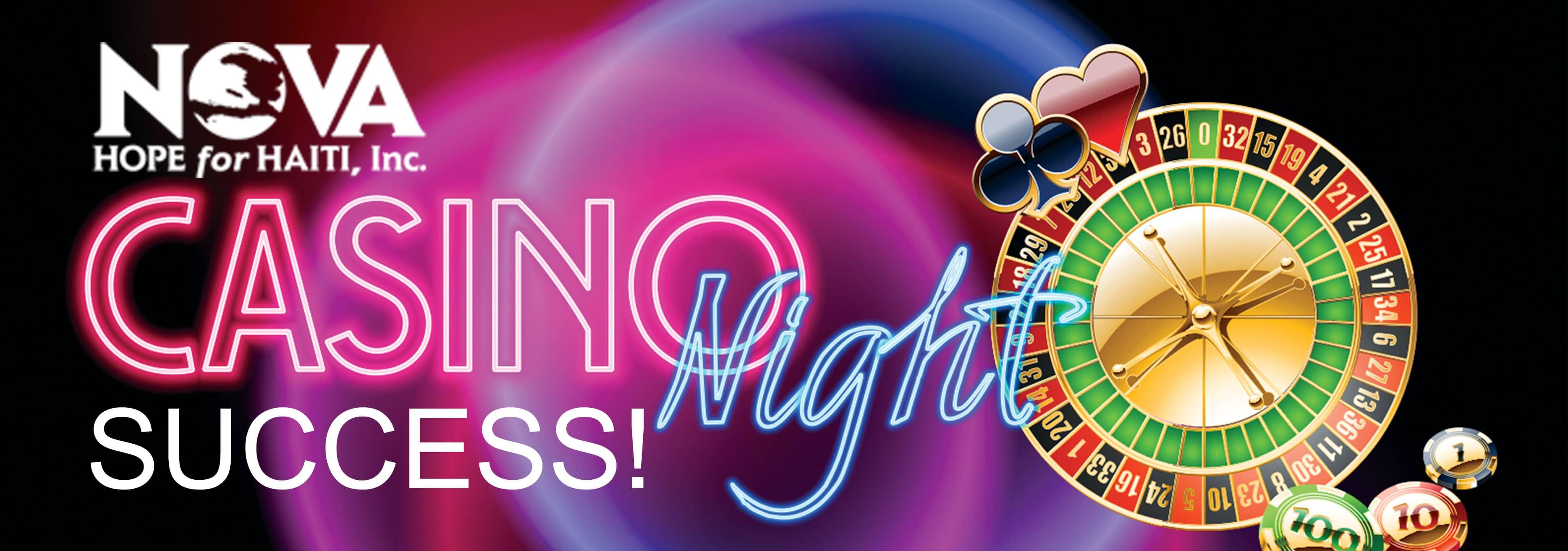 Casino Night 2018